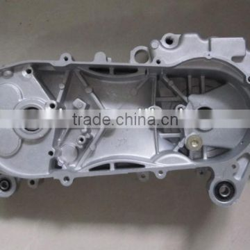 GY6 150cc Engine Parts Left Crankcase Assy With Bearing And