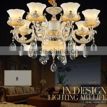 Hotels Luxury Crystal Chandeliers