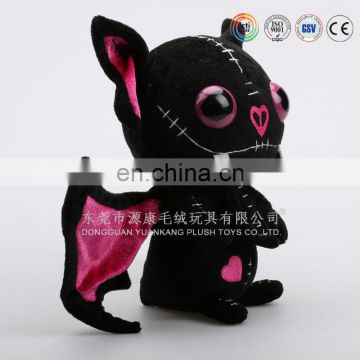 2015 new fashion plush halloween mask for fancy ball