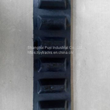 Rubber Track Hl-80 for Robot/Small Machines