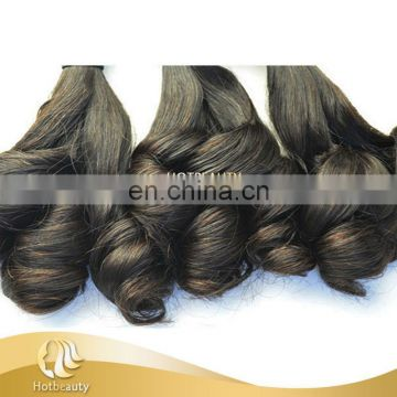 2017 New! Hot selling 8''-18'' 8A Best High Quality Great Virgin Funmi Hair Egg Curl