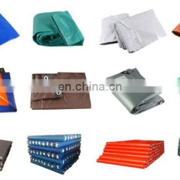 LDPE Waterproof Stretch Coating Tarps