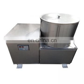 Stainless steel potato chips fried food deoiling machine French fries dewatering machine