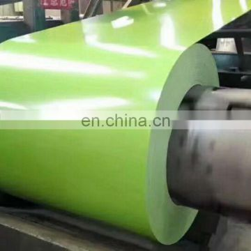 High Quality PPGI Coils From Shanghai of Green Colour