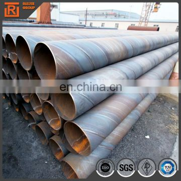 "Double sch100 seam dn800 spiral size 14"" sch 30 carbon steel pipe price"