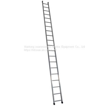 Aluminum alloy high strength square pipe vertical ladder lcs500sal1 gold anchor aluminum alloy ladder569