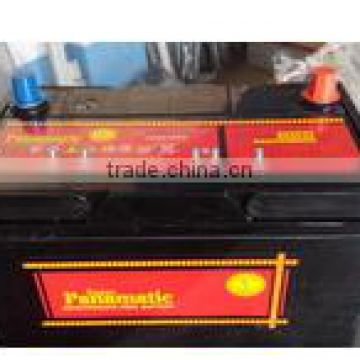 2016 factory supply new produc JM lead-acid battery JIS TYPE MF 32B20R starting maintenance free car battery for locomotive