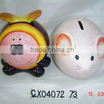 Ceramic Coin Bank