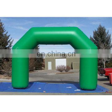 outdoor advertising inflatable arch with logo printing