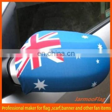 custom made advertising car mirror