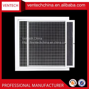 removable metal egg crate ceiling tiles exhaust air grille manufacturer