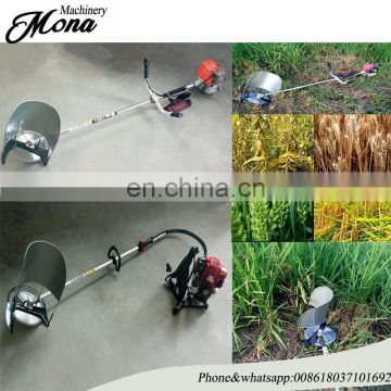 Multi-function gasoline engine grass/tree/rice/wheat/corn cutting cutter machine for sale