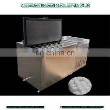 High speed large capacity snow block ice machine make shaved ice block machine for sale