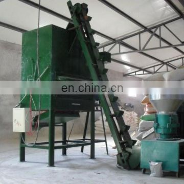 Drying machine animal feed pellet dryer fodder drying machine use hot air as heat medium to dry the pellet