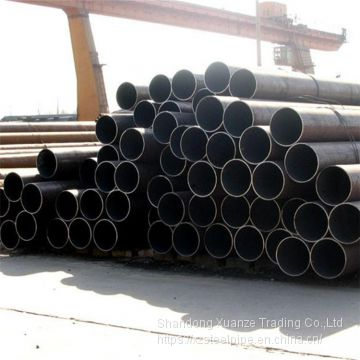 Large quantity of st35 seamless steel tube large diameter seamless steel tube DIN2460 non - standard hot expanding steel tube