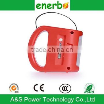 No need to replace battery green energy solar lamp with 120*150*18mm size for emergency
