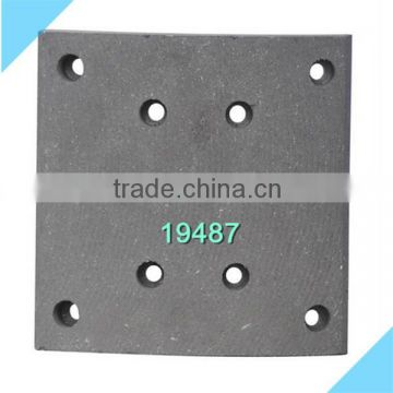 19495 21948700 MP321 for MERCEDES BENZ asbestos free 19487 auto brake lining