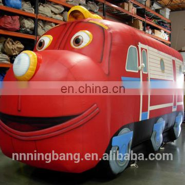 inflatable chuggington for advertising
