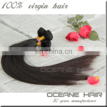Unprossed top quality high quality 7A grade lexury feeling comfortable soft thick double drawn virgin 100% malaysian hair