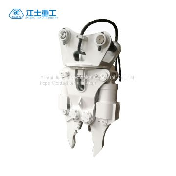 Hydraulic Cutting Attachments for Excavator