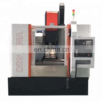 VMC460 automatic cnc turning and milling universal machine