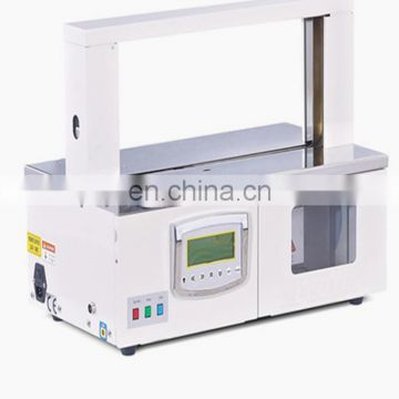 2018 hot sale automatic commercial strapping band machine/banding machine