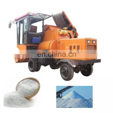 salt processing machine salt production line salt making machine from seawater
