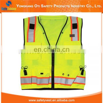 Factory sale various widely used cheap reflective Road Safety Vest