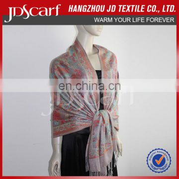 New arrival latest design pashmina scarf shawl