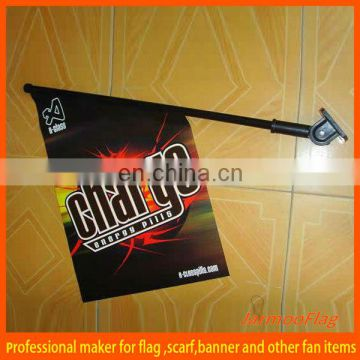 vinyl durable wall flag