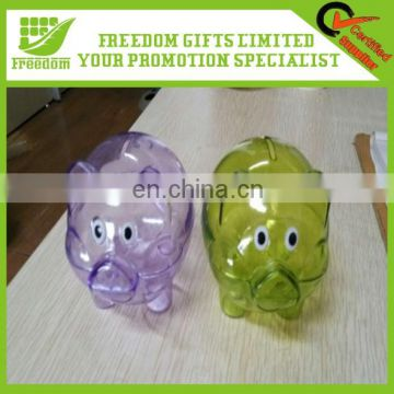 Bulk Cheap Logo Custom Piggy Coin Banks