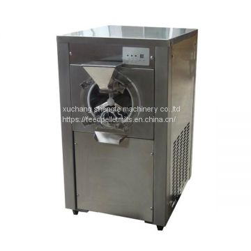 Wholesale YB-15 Table Top Ice Cream Batch Freezer, commercial hard ice cream machine