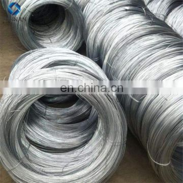 New product Soft Bright Gi Binding Wire Electro Galvanized Wire for Construction/galvanized iron wire/stainless steel spring wir