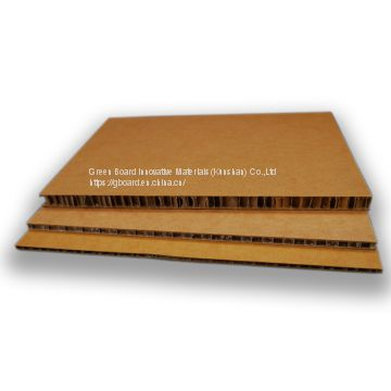 Double Coated 5mm Waterproof Honeycomb paperboard sheet