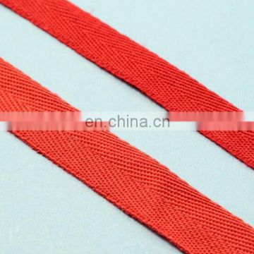 cotton/polyester webbing