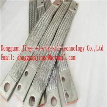 Copper braid soft connector wholesale price