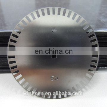 high precision etching encoder disk wheel