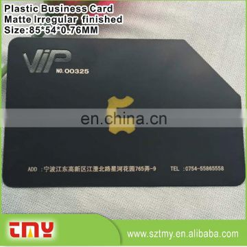 Hot Sale High Quality Free Sample Knife Business Cards Manufacturer From China