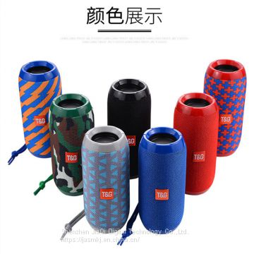 The new outdoor portable bluetooth speaker, the dual speaker diaphragm with a bluetooth speaker, waterproof speaker