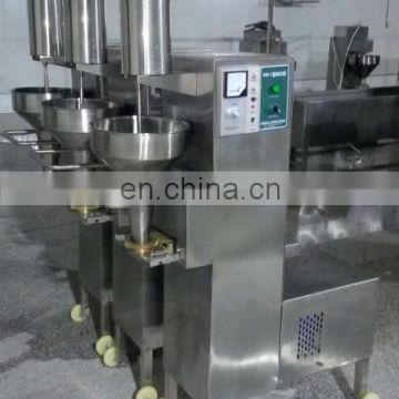 Hot sale best price fish meatball forming machine with ball size can be made to order