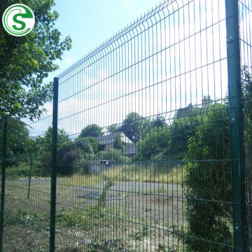 Welded Mesh Panels and Security Wire Fencing