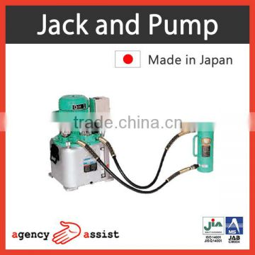 Reliable hydraulic electric pump and jack combinations at reasonable prices , small lot order available