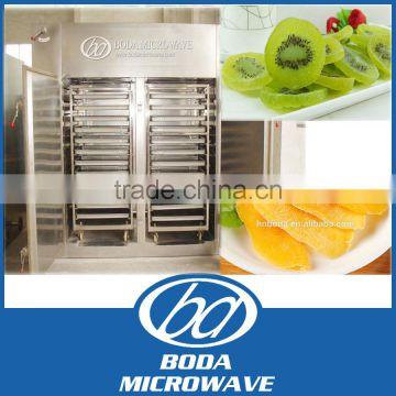 batch type hot air circulating drying oven fruit dryer machine