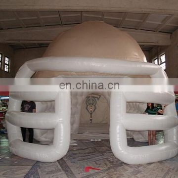 2015 giant inflatable football helmet for advertising