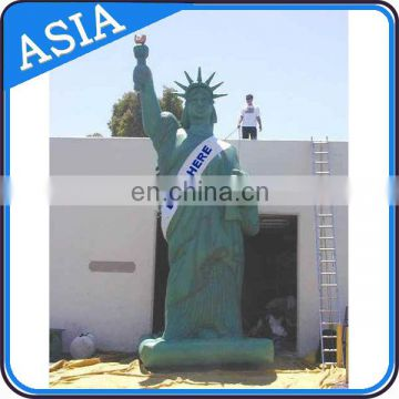 Liberty Enlightening The World, Inflatable Statue Of Liberity Model