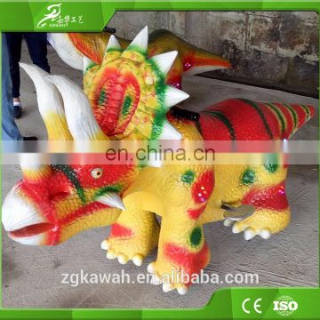 KAWAH Animatronic Kids Rides Creative Movie Cartoon Animal Scooters
