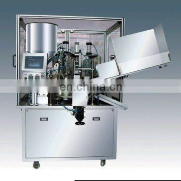 FLK CE bottle filling capping and labeling machine,lid capping machine