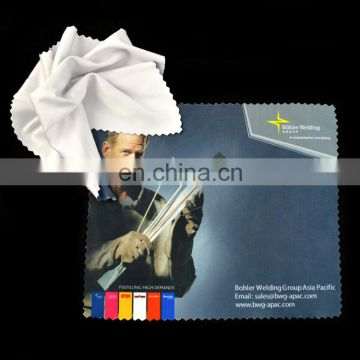 microfiber glasses wiping cleaning cloth