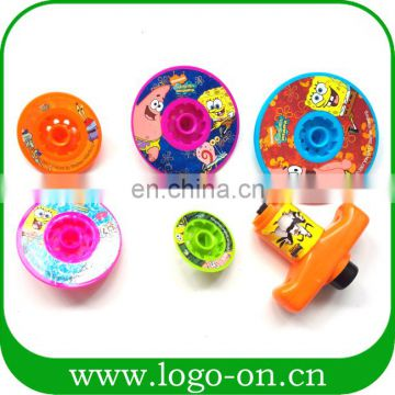 sedex audit factory hot sale spinning top peg-top spinning top toy