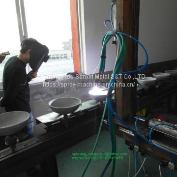 non stick coating machine, plasma spray equipment for sale
